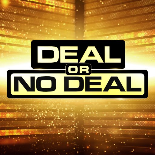 Deal Or No Deal To Win